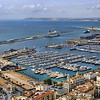 Alicante Harbor, Spain